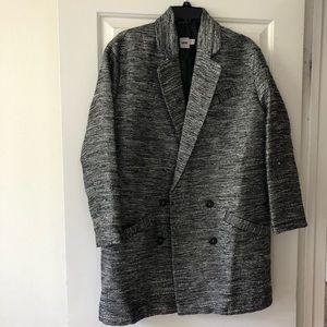 ASOS Oversized Shimmer Blazer Coat 6